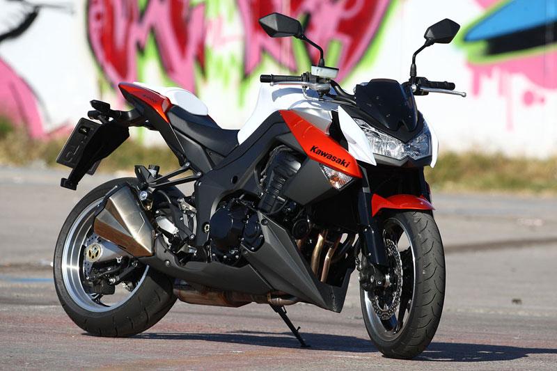 Kawasaki Z1000 - Velký Zed opět na scéně (představení): - fotka 10