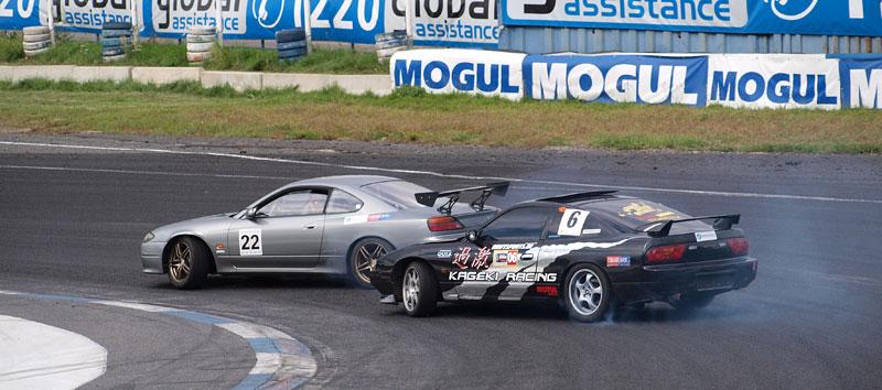 Czech Drift Series 2010 Sosnová: fotogalerie ze závěrečného závodu: - fotka 29