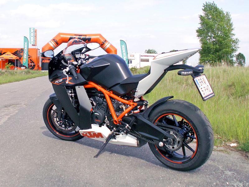 KTM FESTIVAL 2010 - přijeďte si otestovat KTM: - fotka 31