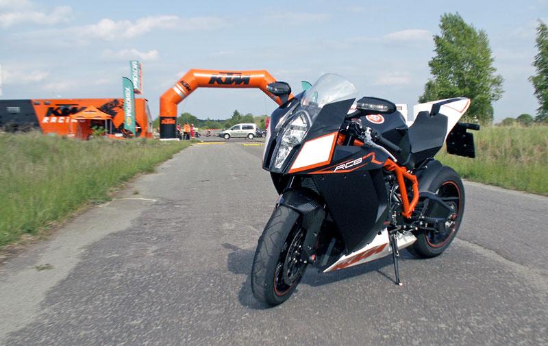 KTM FESTIVAL 2010 - přijeďte si otestovat KTM: - fotka 32