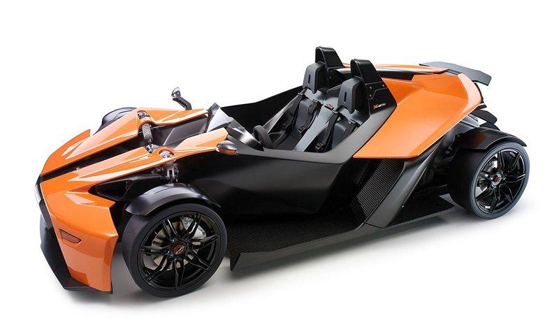 Ženeva živě: KTM X-Bow Dallara: - fotka 22