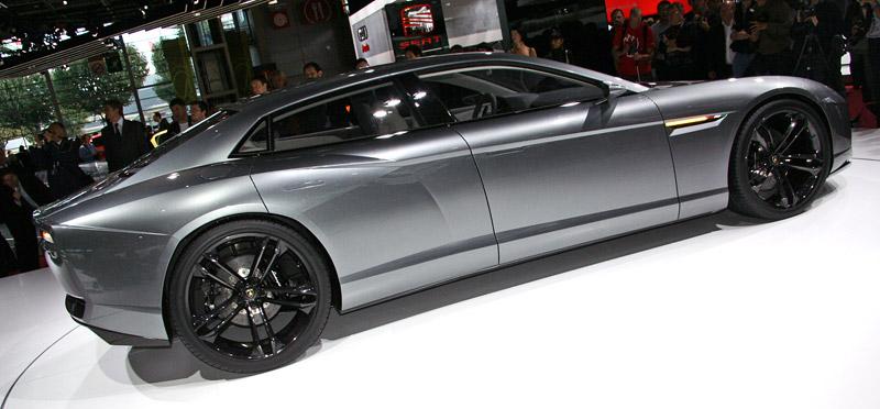 Lamborghini Estoque opět na pořadu dne?: - fotka 28