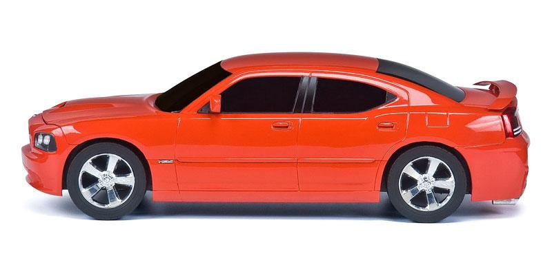 Dodge Charger SRT8: počítač pod kapotou: - fotka 5