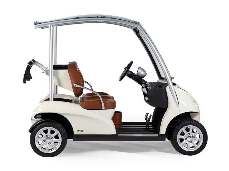 Garia: luxusní vozík pro milovníky golfu: - fotka 23