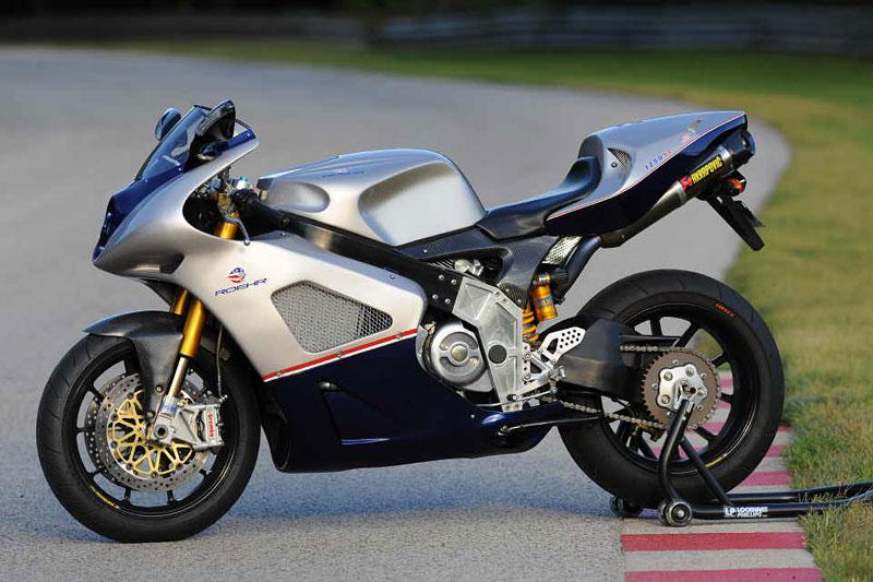 Roehr: superbike na elektřinu z Ameriky: - fotka 3