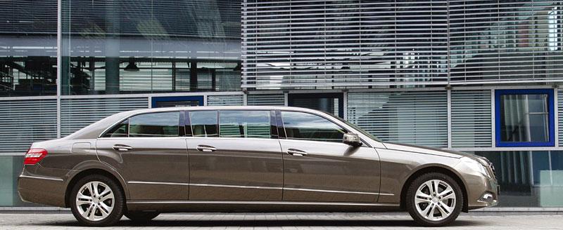 Binz: šest dveří pro Mercedes-Benz třídy E: - fotka 11