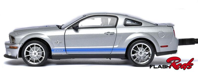 500GB hard disk ukrytý v Shelby GT500KR: - fotka 2