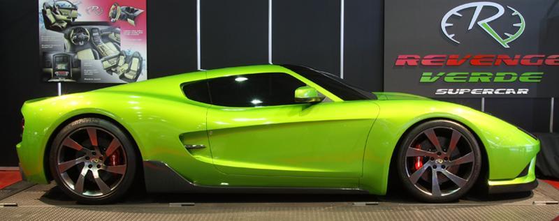 Revenge Verde: hybridní plány v koši: - fotka 5
