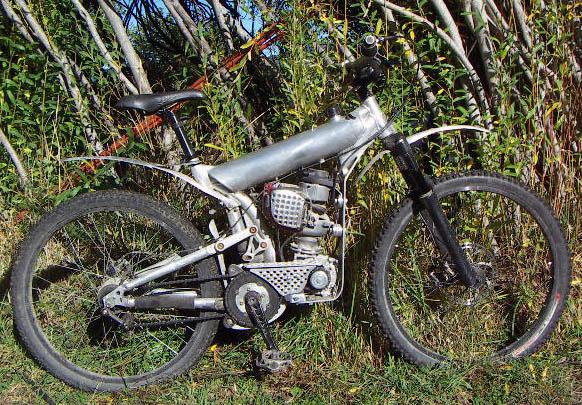 Horské moto-kolo z Nového Zélandu: - fotka 1