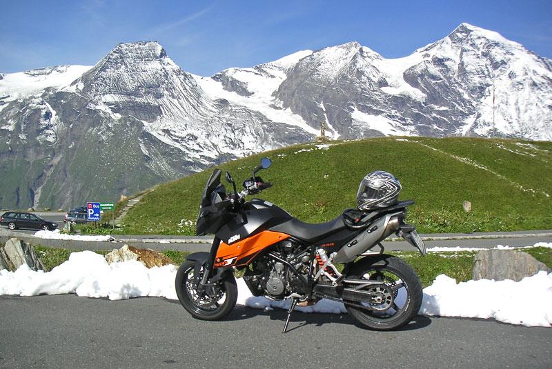Reportáž: s KTM 990 SMT na Hochalpenstrasse: - fotka 30