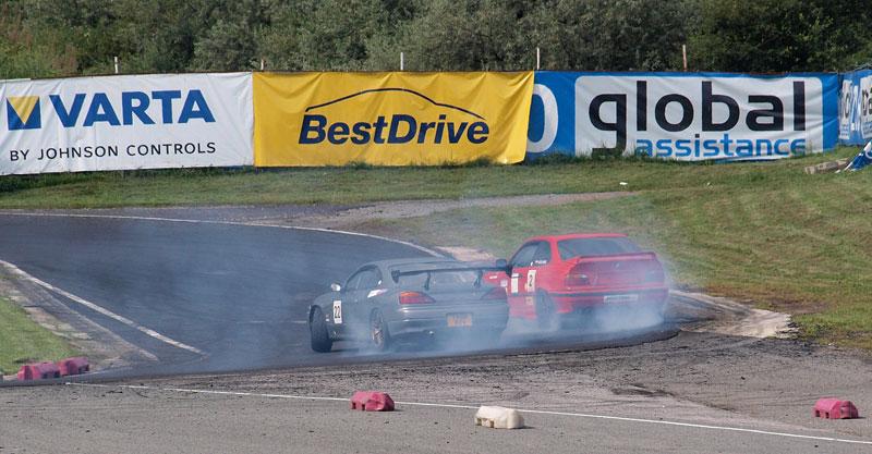 Czech Drift Series 2010 Sosnová: fotogalerie ze závěrečného závodu: - fotka 30