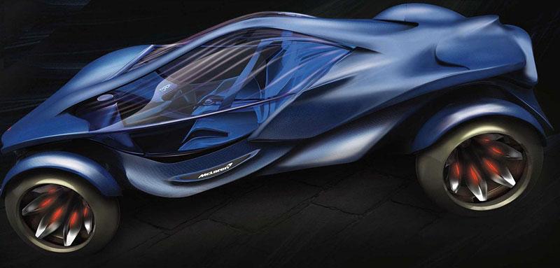 McLaren: studie crossoverů pro rok 2020 (+videa): - fotka 16