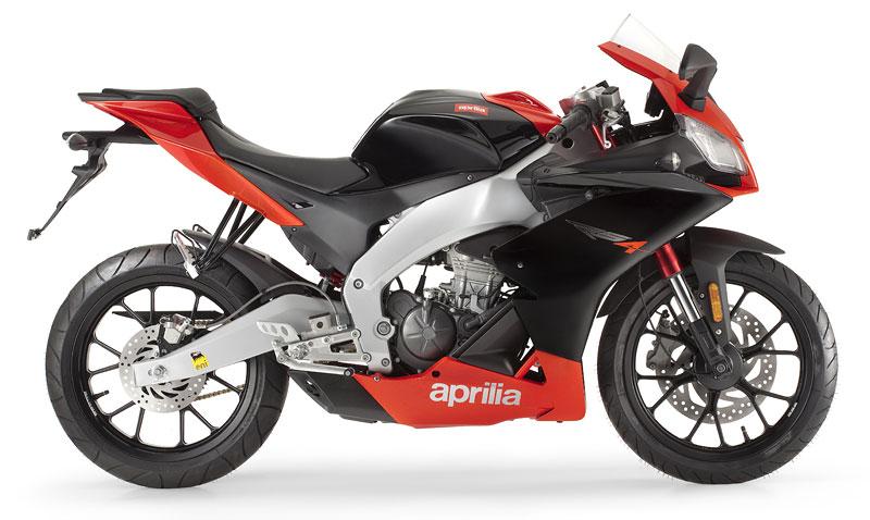 Aprilia RS4 50/125 – Superbiky pro mladé: - fotka 6
