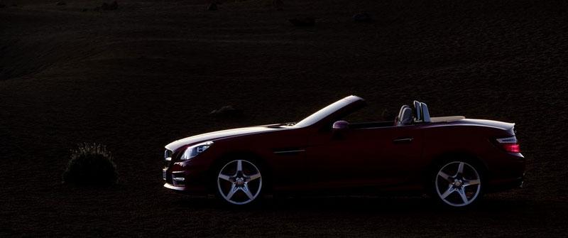 Mercedes-Benz SLK v akci: oficiální videa: - fotka 19