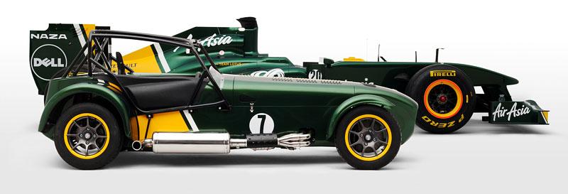Caterham má nového majitele – Team Lotus!: - fotka 3