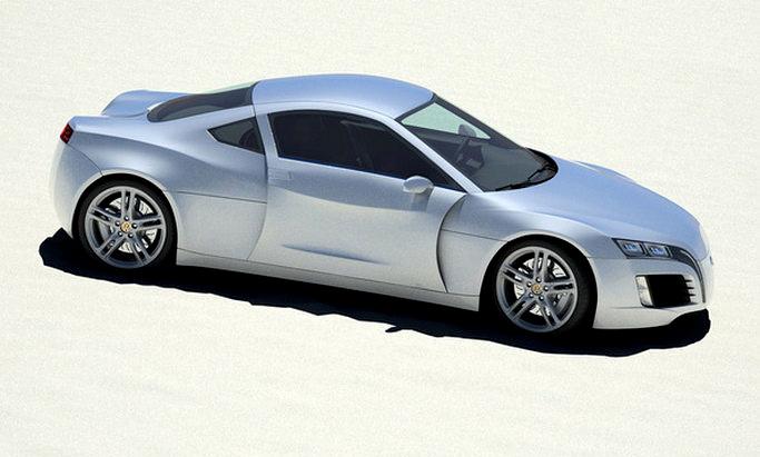 Volkswagen Concept Sports Car: kreace co přijíždí až z Kyrgyzstánu: - fotka 14