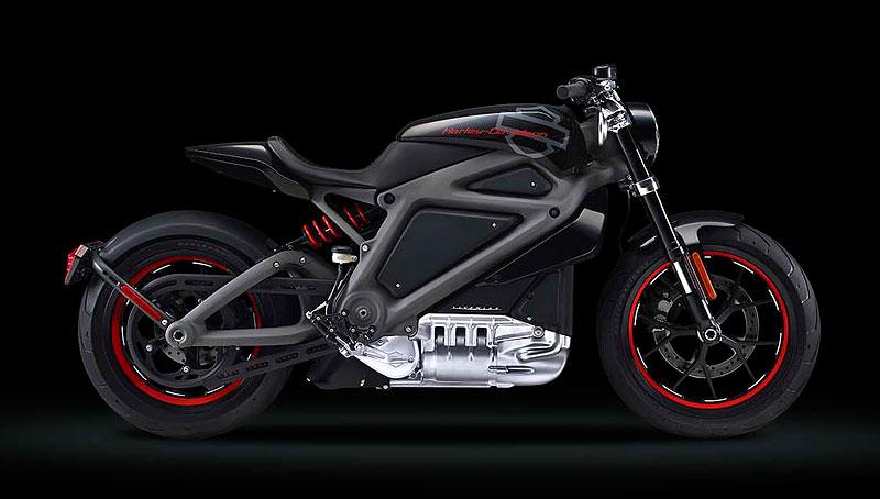 Harley-Davidson Livewire: Elektrická revoluce v Milwaukee: - fotka 5