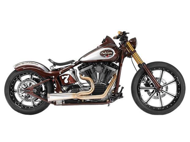 SSC Harley-Davidson Slim Racing: - fotka 3
