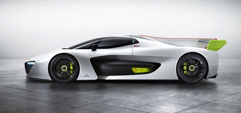 Mahindra plánuje supersport s designem i jménem Pininfarina: - fotka 10