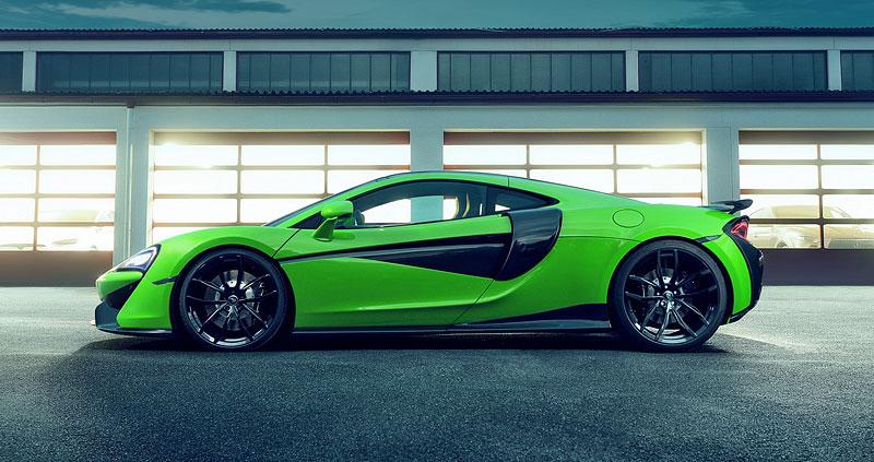 Novitec elegantně přiostřil McLaren 570GT: - fotka 5
