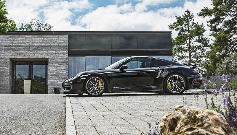 TechArt GTsport 1 of 30: Decentně pojaté ladění Porsche 911 Turbo S: - fotka 7