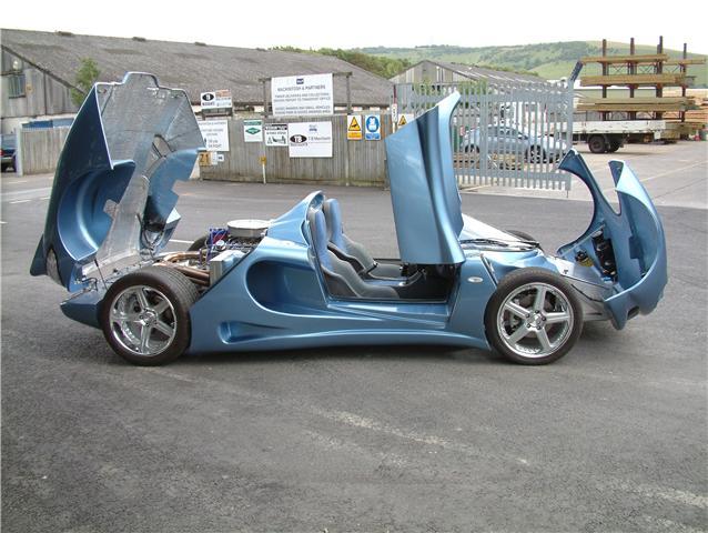 Vision Sportscars Minotaur: mezinárodní mix: - fotka 6