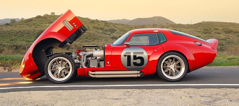 Shelby Daytona Coupe Le Mans Edition: replika závodní hvězdy: - fotka 14