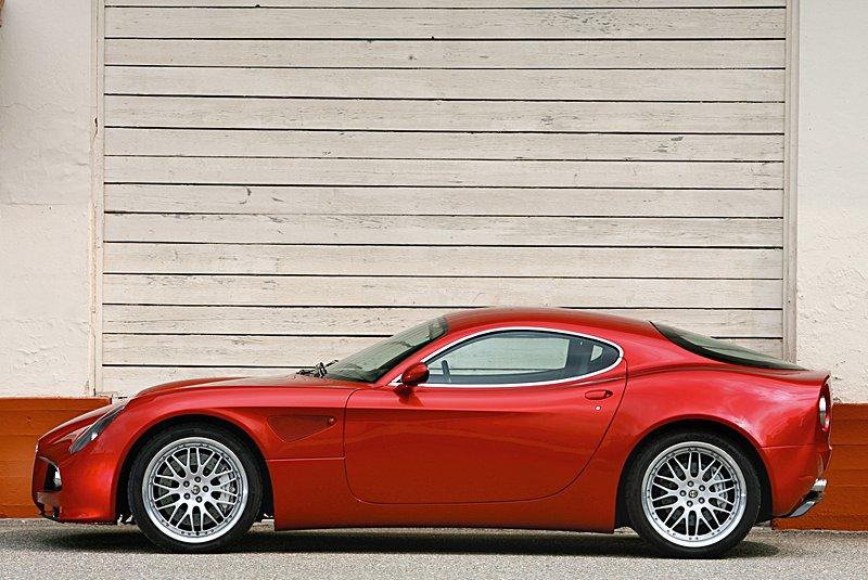 Pod lupou: Alfa Romeo 8C – včera a dnes: - fotka 58