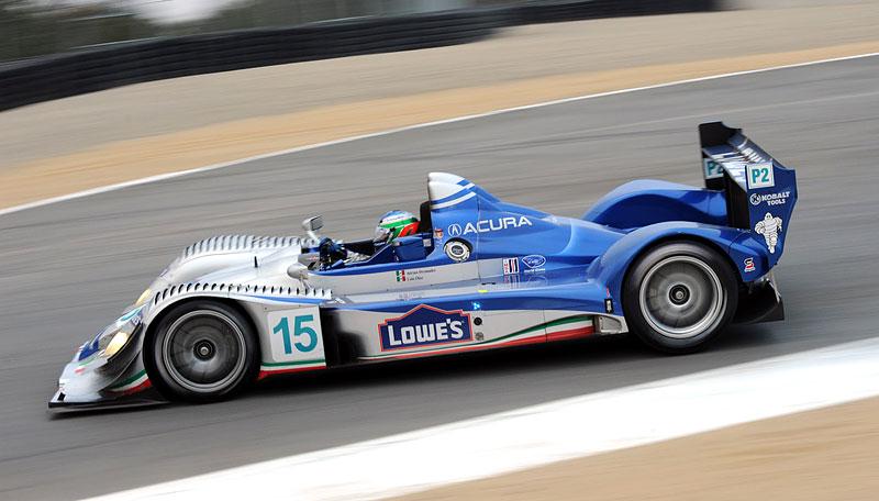 Acura ARX01 míří do Le Mans: - fotka 9