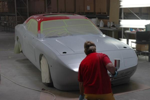 HPP Dodge Challenger Daytona Concept: - fotka 23