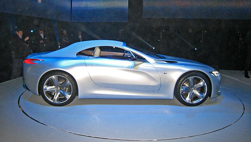 Koncept SR1: nová image Peugeotu přichází: - fotka 35