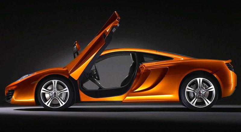 McLaren oznamuje další vývojovou fázi supersportu MP4-12C: - fotka 21