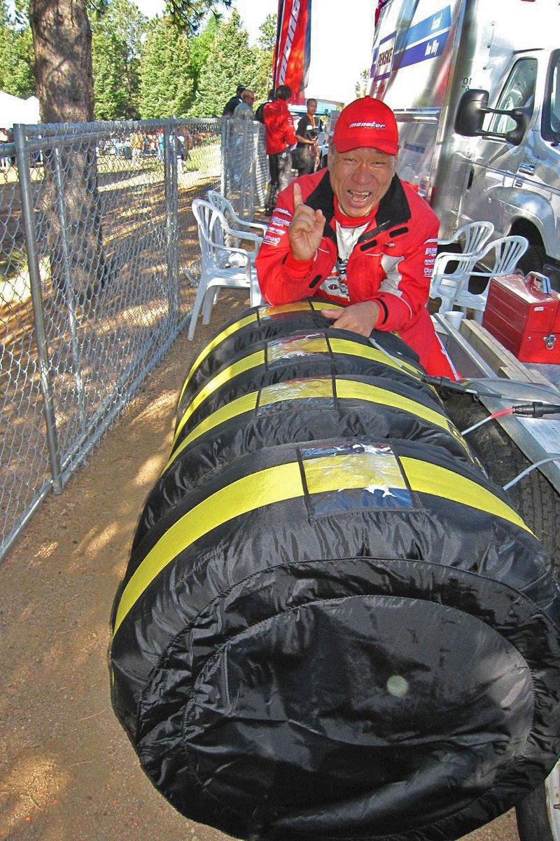 Suzuki Monster Sport SX4 Hill-climb Special: co je to za nestvůru?: - fotka 31