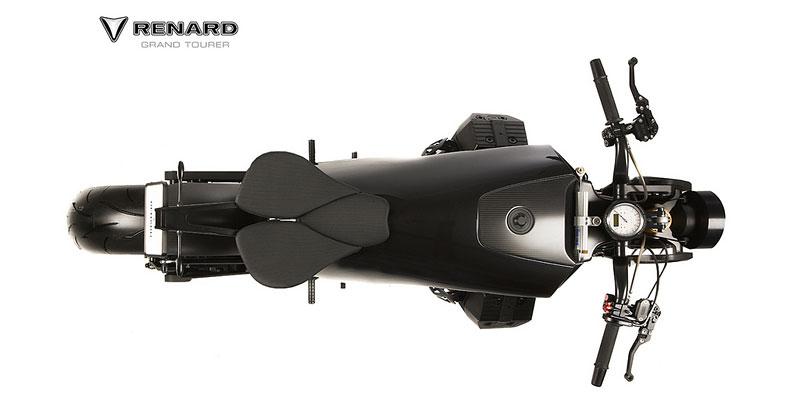 Renard GT – karbonový mastodont: - fotka 3