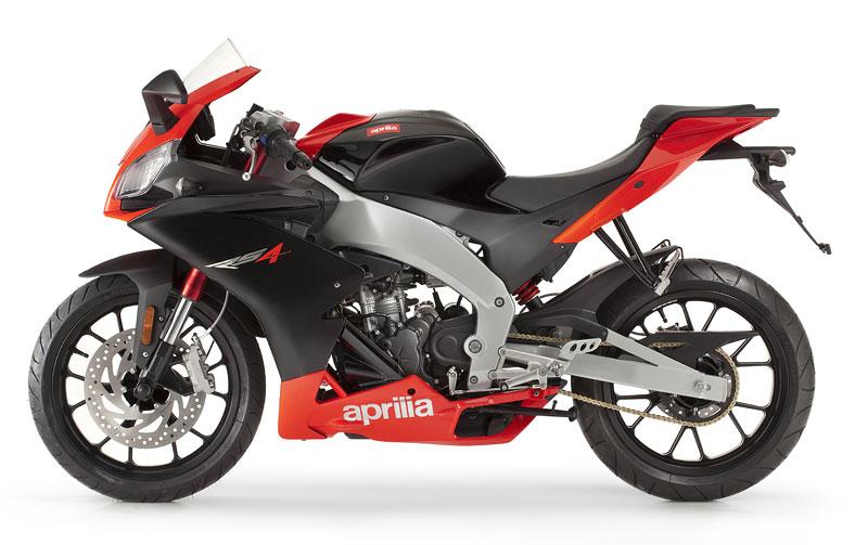Aprilia RS4 50/125 – Superbiky pro mladé: - fotka 7