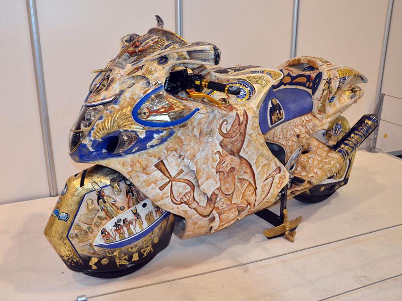 Autosalon Essen 2013: Tuningové řádění: - fotka 26