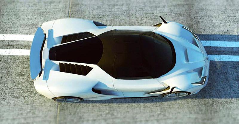 Exotic Rides W70: Nový supersport z Floridy: - fotka 8
