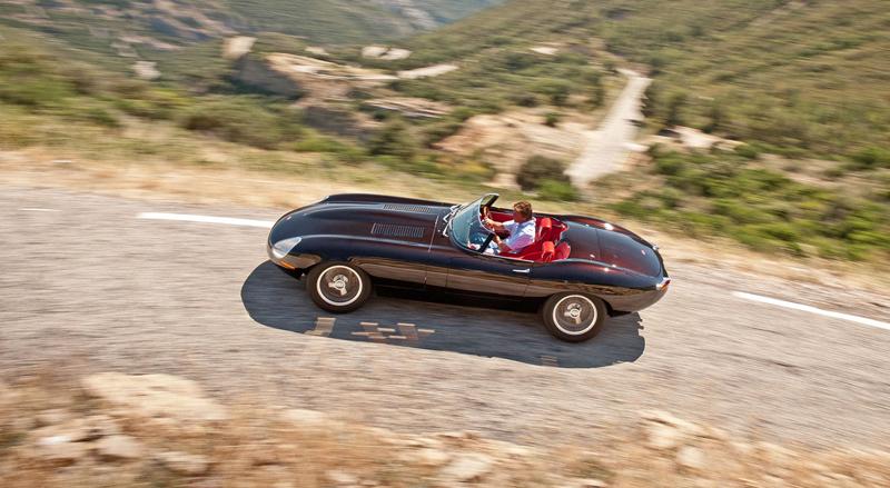 Eagle Spyder GT navazuje na E-Type Speedster a Low Drag GT: - fotka 8