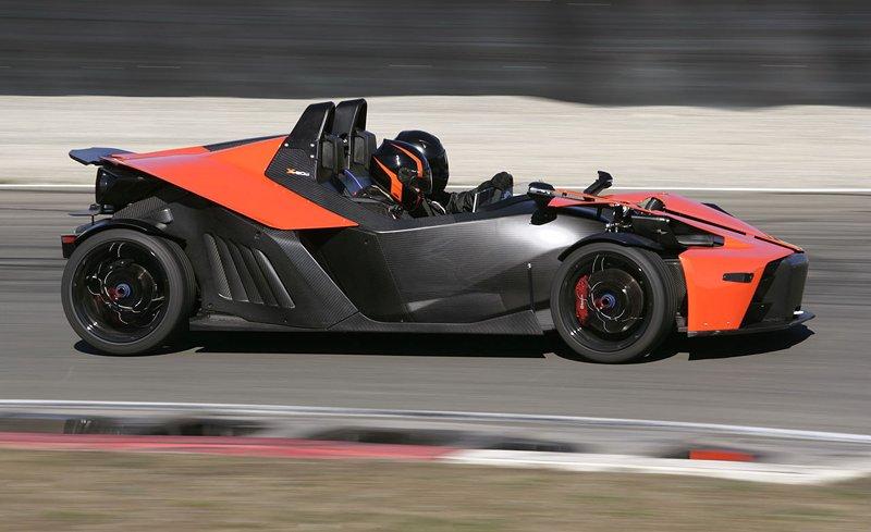 Ženeva živě: KTM X-Bow Dallara: - fotka 23