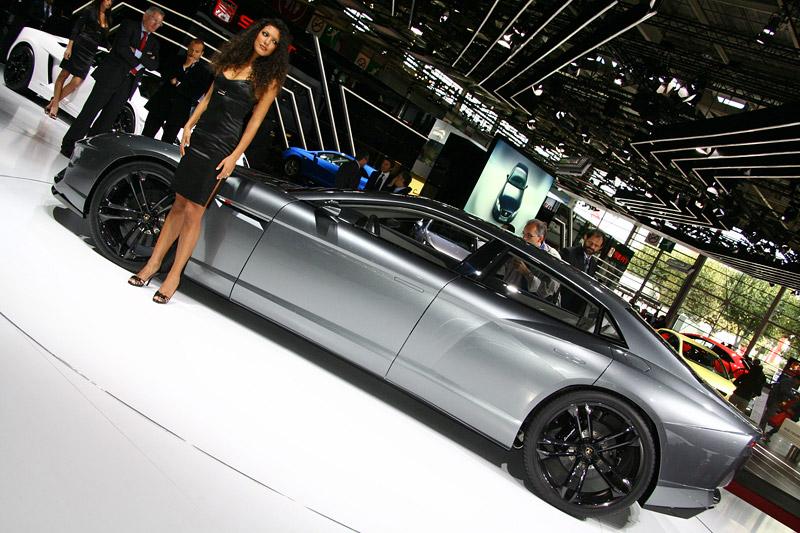 Lamborghini Estoque opět na pořadu dne?: - fotka 29