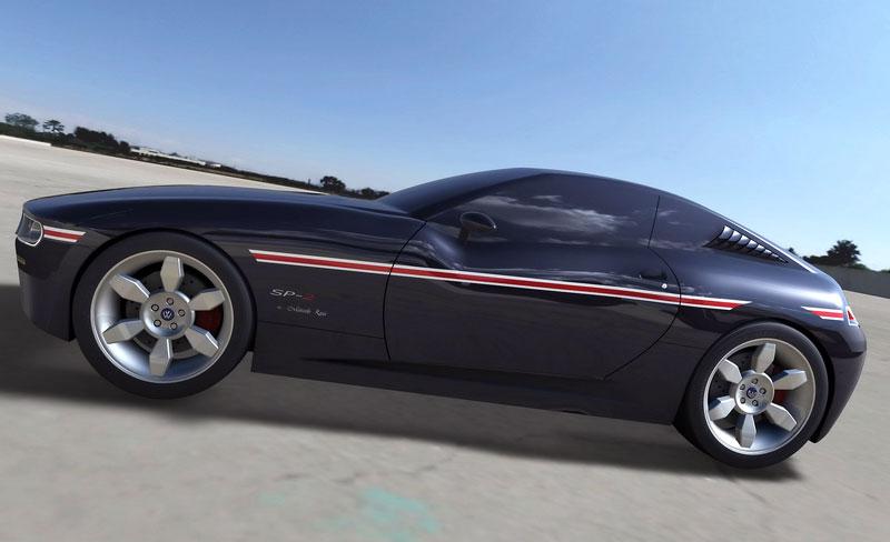 VW SP-2 Concept: Scirocco by mohlo mít sourozence: - fotka 13