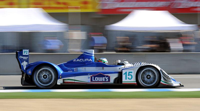 Acura ARX01 míří do Le Mans: - fotka 10