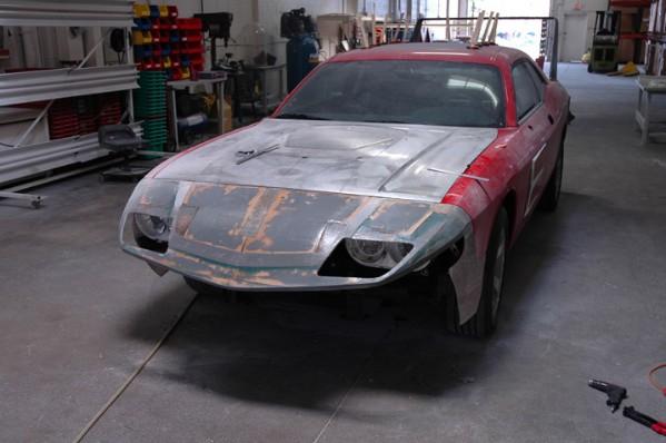 HPP Dodge Challenger Daytona Concept: - fotka 24