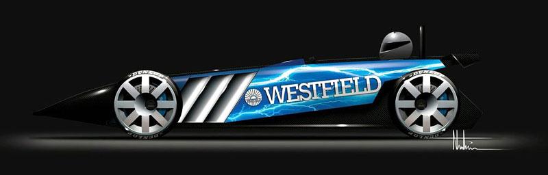 Westfield iRACER EV: elektrický závodník z Velké Británie: - fotka 6