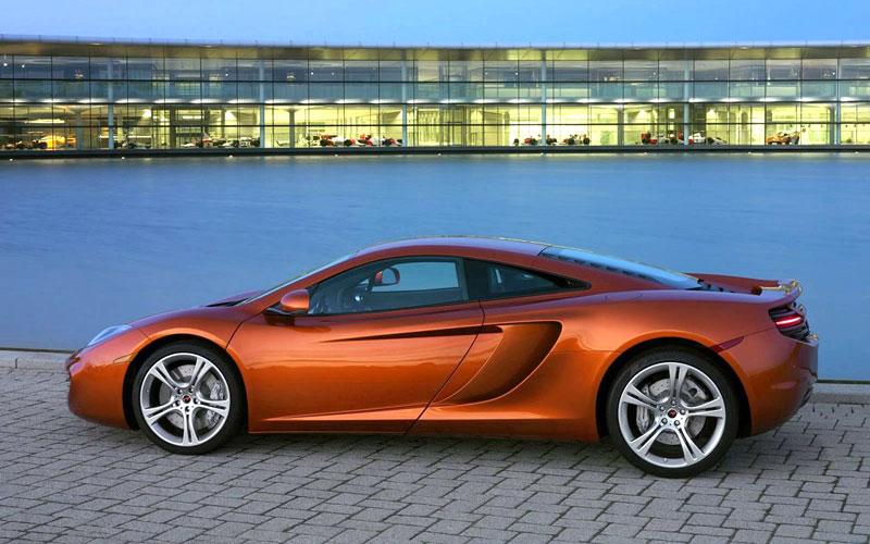 McLaren oznamuje další vývojovou fázi supersportu MP4-12C: - fotka 22