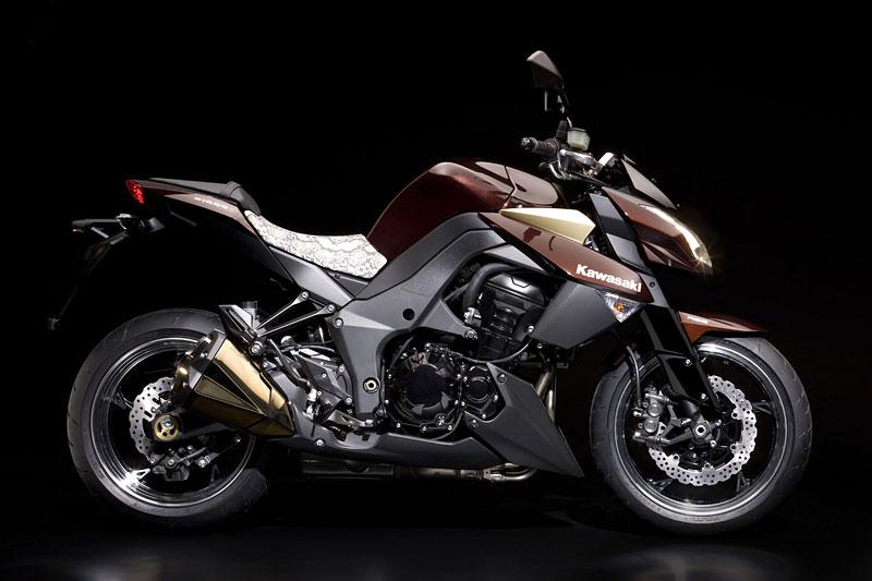 Kawasaki Z1000 - Velký Zed opět na scéně (představení): - fotka 11
