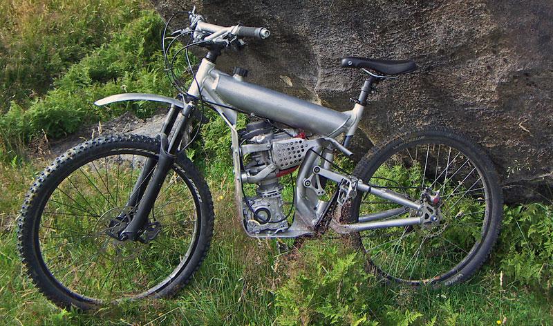Horské moto-kolo z Nového Zélandu: - fotka 3