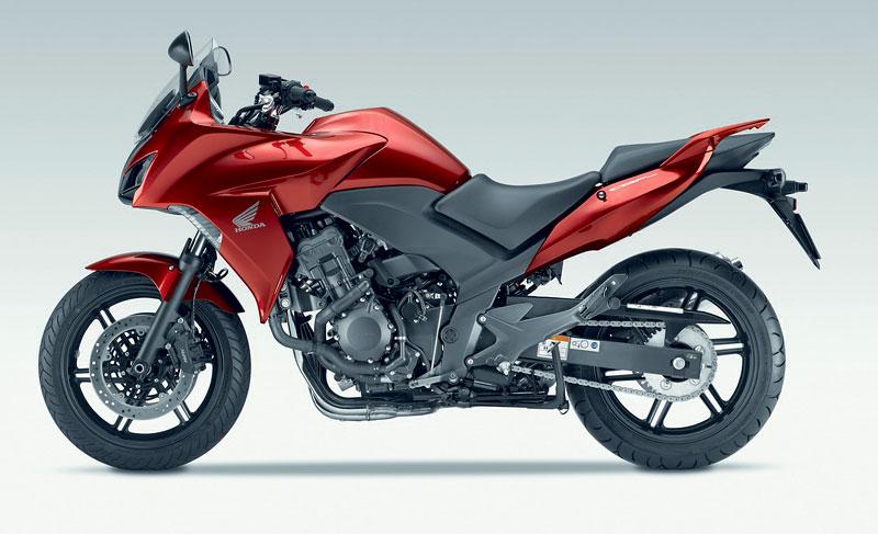 Intermot 2010 - Honda pouze v jiných barvách: - fotka 15