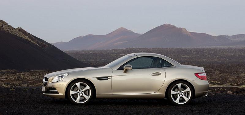 Mercedes-Benz SLK v akci: oficiální videa: - fotka 21
