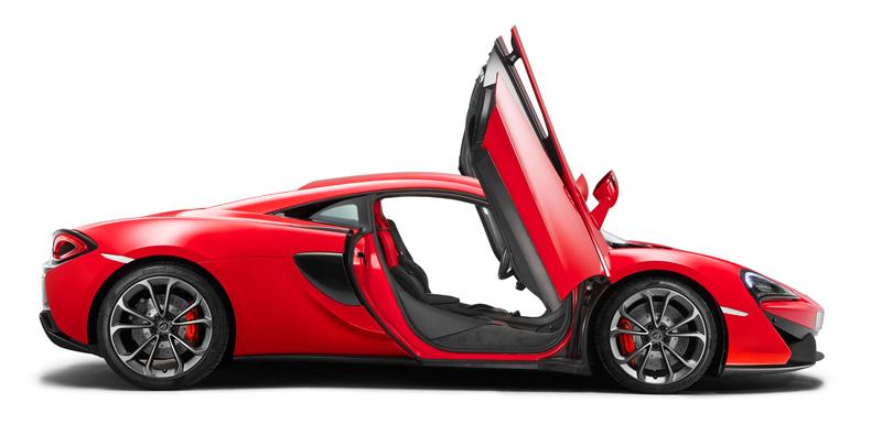 McLaren 540C: Nejlevnější supersport z Wokingu: - fotka 5